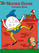 LG Coloring Book: Mother Goose
