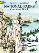 LG Coloring Book: National Parks