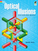 LG Coloring Book: Optical Illusions