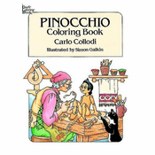 LG Coloring Book: Pinocchio