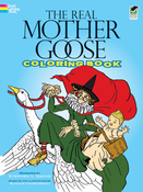 LG Coloring Book: Real Mother Goose