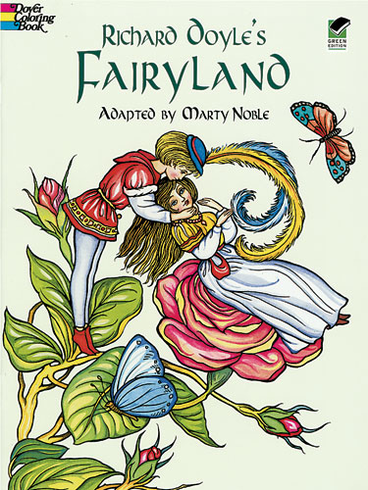 LG Coloring Book: Richard Doyle Fairyland