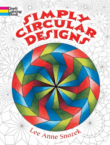 LG Coloring Book: Simply Circular Designs