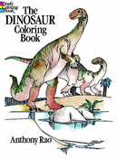 LG Coloring Book: The Dinosaur