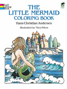 LG Coloring Book: The Little Mermaid