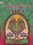 LG Coloring Book: Traditional India Designs