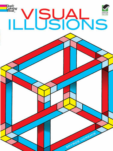 LG Coloring Book: Visual Illusions