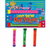 Light Show Dive Sticks