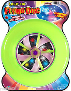 Light-Up Flying Disc