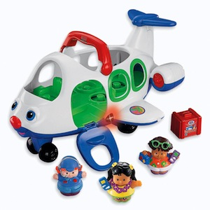Lil' Movers Airplane