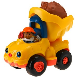 Lil' Movers Dump Truck
