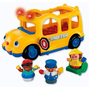 Lil' Movers School Bus