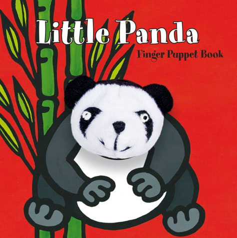 Little Panda: Finger Puppet Book