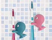 Little Whale Toothbrush Holder
