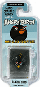 Looking Glass Angry Bird Black