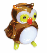 Looking Glass Otto the Owl