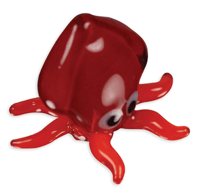 Looking Glass Squiggy Squid