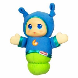 Lullaby Gloworm Blue
