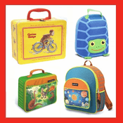 Lunchboxes, Backpacks, & Pencil Cases