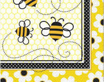 Luncheon Bee Napkins
