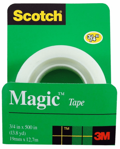 "Magic Tape Refill 3/4"" x 500"""