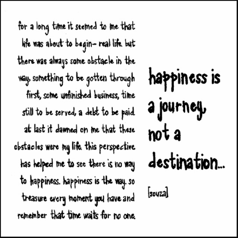 Magnet - Happiness Is A Journey