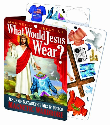 Magnetic Dress-Up: Jesus