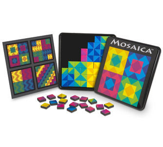 Magnetic Mosaica Tiling Set