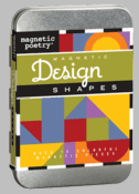 Magnetic Poetry Kit: Design Shapes