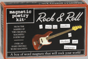 Magnetic Poetry Kit: Rock & Roll