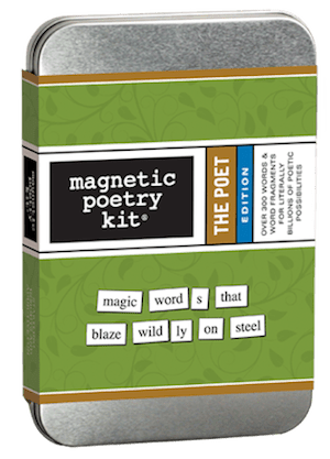 Magnetic Poetry Kit: The Poet
