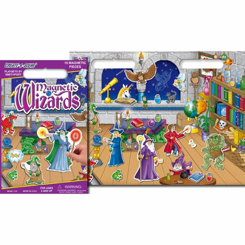 Magnetic Wizards Magnetic Play