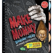 Make A Mummy Book