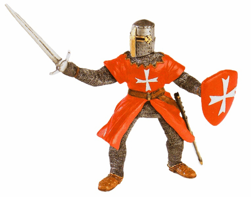 Malta Knight - Red