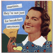 Martinis Beverage Napkins