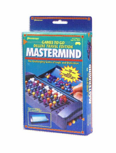 Mastermind - Travel Edition