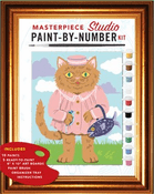 Masterpiece Studio A Paint-by-Number Kit