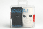 Max and Mortiz Salt and Pepper Shakers