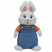 Max the Rabbit Beanie Baby 8""