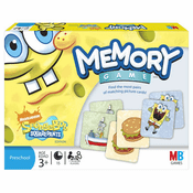 Memory Game - SpongeBob