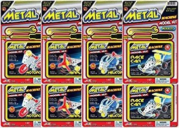 Metal Machine Model Kit