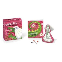 Mini Bridezilla Voodoo Doll Kit