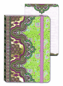 MINI JOURNAL: Purple and Green