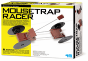 Mousetrap Racer 4M Kit