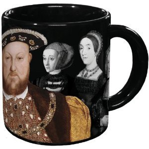 Mug: Henry VIII Disappearing Wives