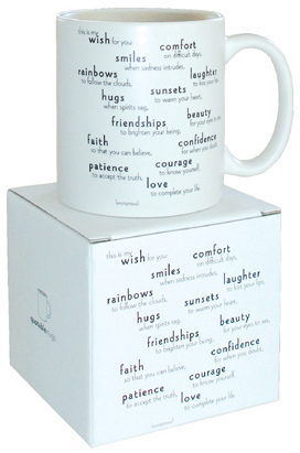 Mug: My Wish For You