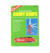 Multi-Function Army Knife