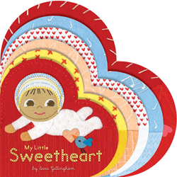 My Little Sweetheart: Finger Puppet Board Book