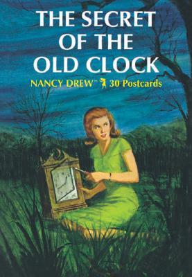 Nancy Drew Mystery Series Postcard Set