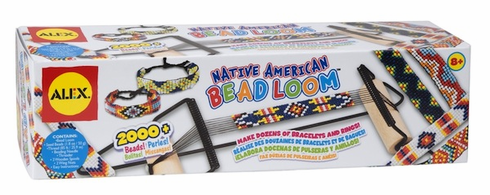 Native American Bead Loom